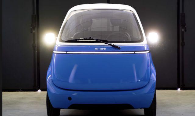 """Първи тест драйв за """"модерната Isetta"""" (ВИДЕО)"""