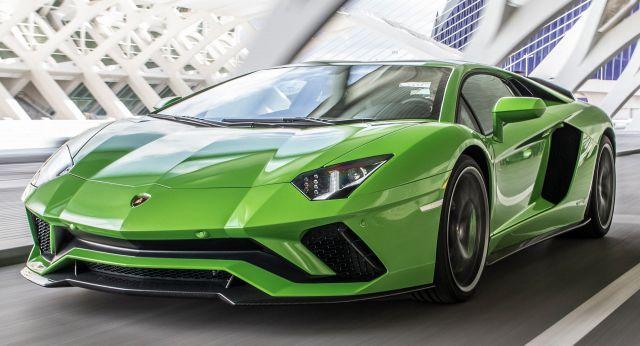 Изцяло нов V12 двигател за наследника на Lamborghini Aventador