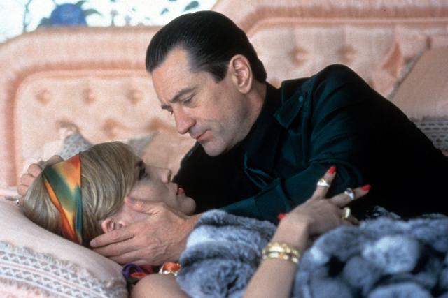 Шарън Стоун призна кой я е целувал най-добре