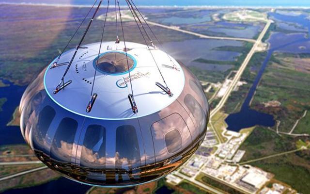 Искате ли да летите в космоса с балон? Скоро ще имате такава възможност (ВИДЕО)