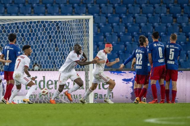 ЦСКА с историческа победа над Базел и е в групите на Лига Европа! (ВИДЕО)