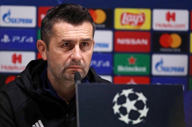 Треньорът на Осиек се закани на ЦСКА