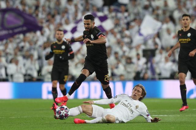 """Манчестър Сити обърна Реал на """"Бернабеу"""" (ВИДЕО)"""