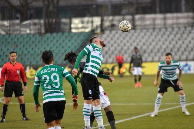 Черно море победи Берое във Варна, Зе Гомеш с дебютен гол (ВИДЕО)