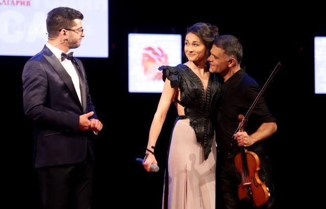 Васко Василев и Керана създадоха песен специално за наградите Икар 2021