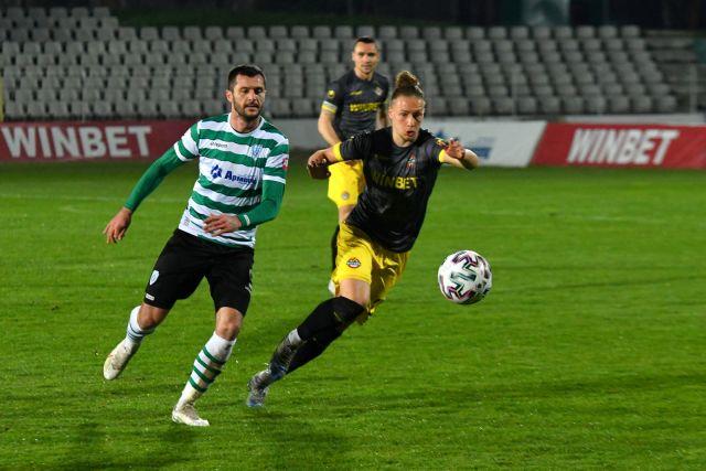 Черно море взе три точки срещу Ботев Пд у дома