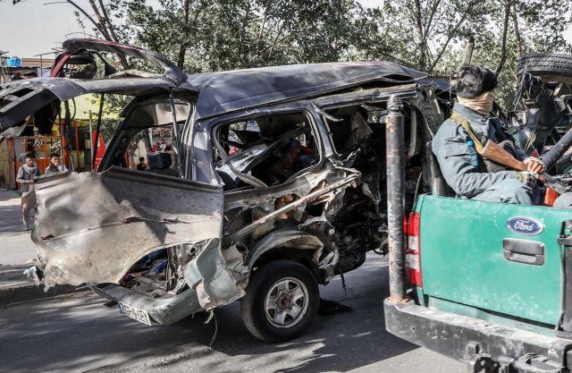 Два взрива убиха 5 души (СНИМКИ)