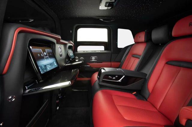 Rolls-Royce Cullinan за баш олигарси