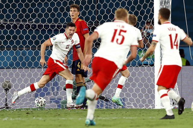 UEFA EURO 2020: Полша спря Испания