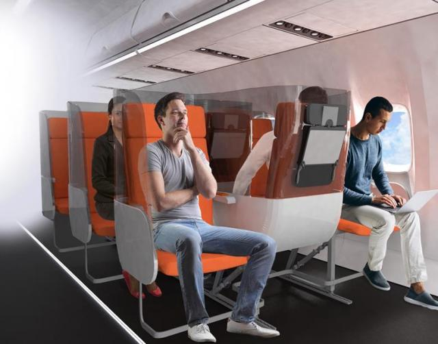 Как коронавирусната епидемия ще промени пътуванията със самолет