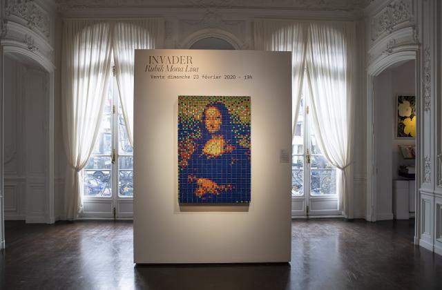"Продадоха ""Мона Лиза"" за близо половин милион евро (СНИМКИ)"