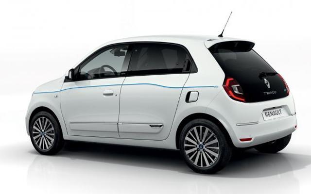 Новият градски електромобил на Renault