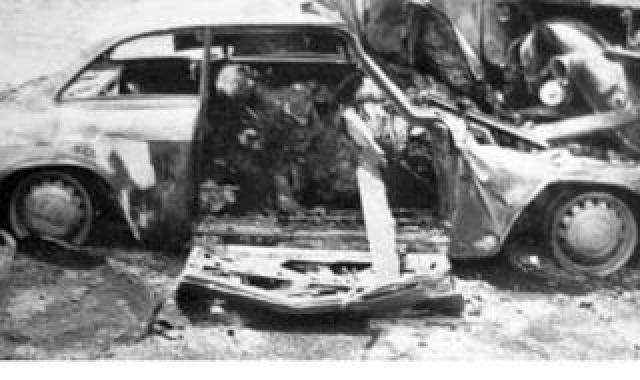 30 юни 1971 г. Гунди и Котков загиват в катастрофа на