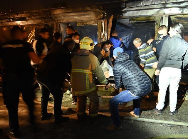 Трагедия в Северна Македония: много загинали при пожар в COVID-болница