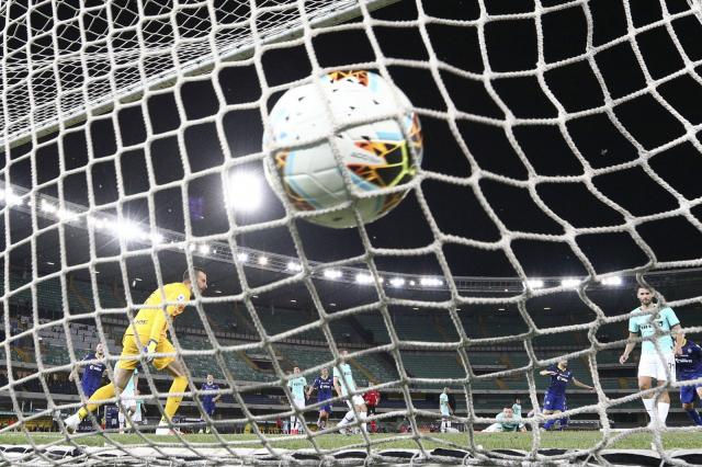Интер с провал за трето място в Серия