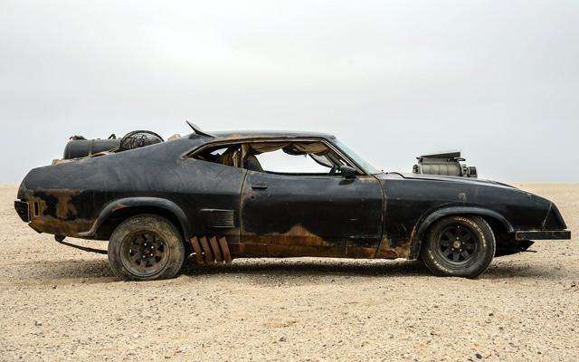 Един автомобил за след апокалипсиса