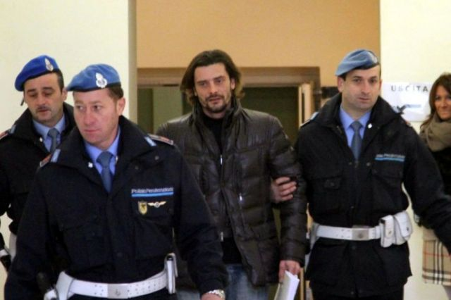Арестуваха бивш футболист на Ювентус, Интер и Рома за наркотици