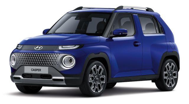 Запознайте се с Hyundai Casper