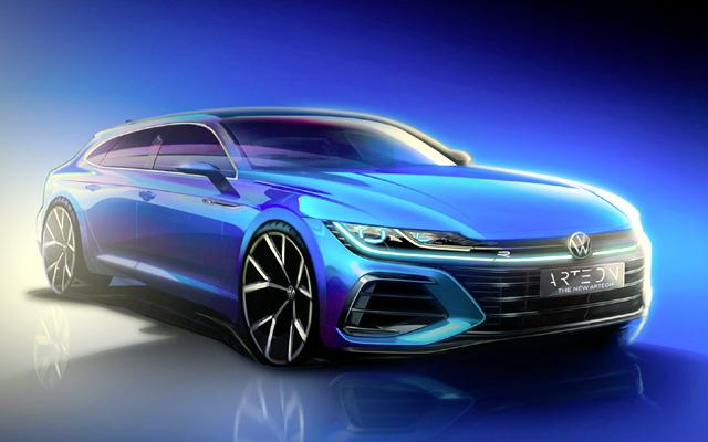 За новия Volkswagen Arteon