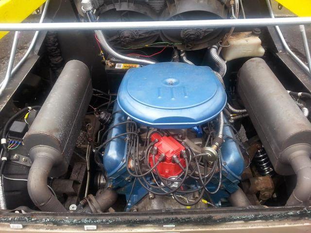 Виждали ли сте Civic със задно разположен 7.0-литров V8?
