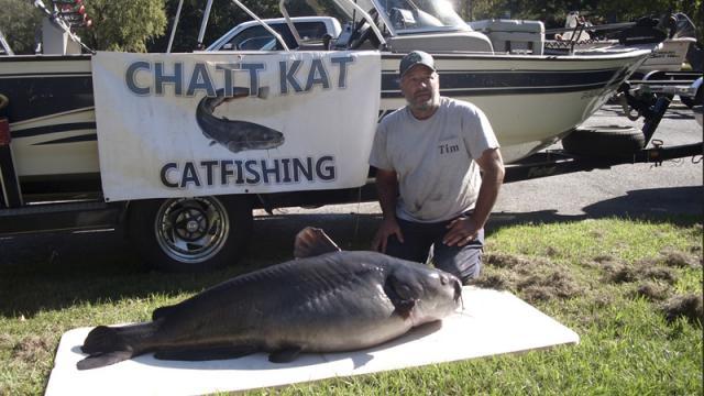 Рибар хвана невиждано досега чудовище (СНИМКИ)