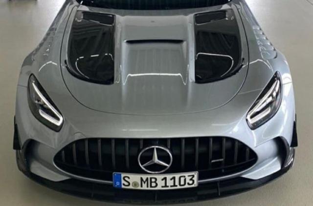 Ето го най-екстремния Mercedes-AMG GT R Black Series