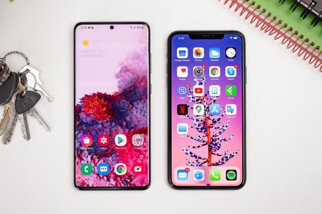 Ще оцелеят ли Apple и Samsung?