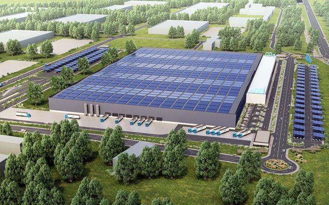Ето как ще изглежда новата фабрика за автомобили в България (ВИДЕО)