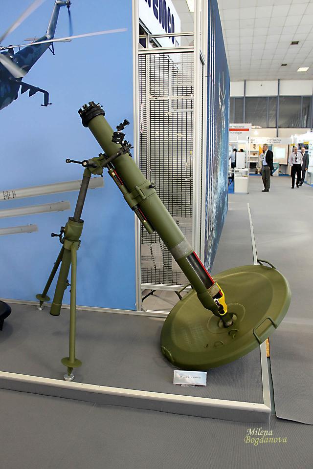 Най-новото в отбранителната техника е в България (СНИМКИ)