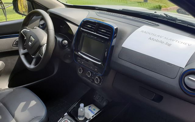 Вече тествахме най-евтината електрическа кола в Европа и у нас - Dacia Spring