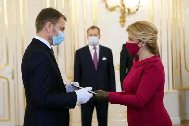 Словакия с ново правителство