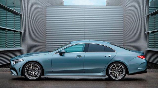 Запознайте се с Mercedes CLS Limited Edition