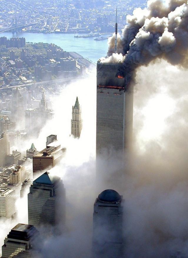 11 септември 2001 г. - Атентатът, който промени света (СНИМКИ)