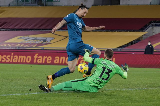 Милан спечели дербито с Рома (ВИДЕО)