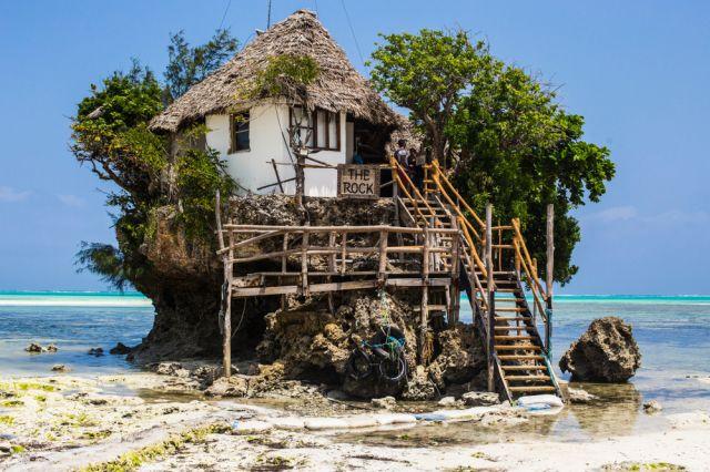 Райски остров сложи Занзибар в малкия си джоб (СНИМКИ)