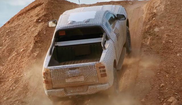 Ford показа новия Ranger с американски черти (ВИДЕО)