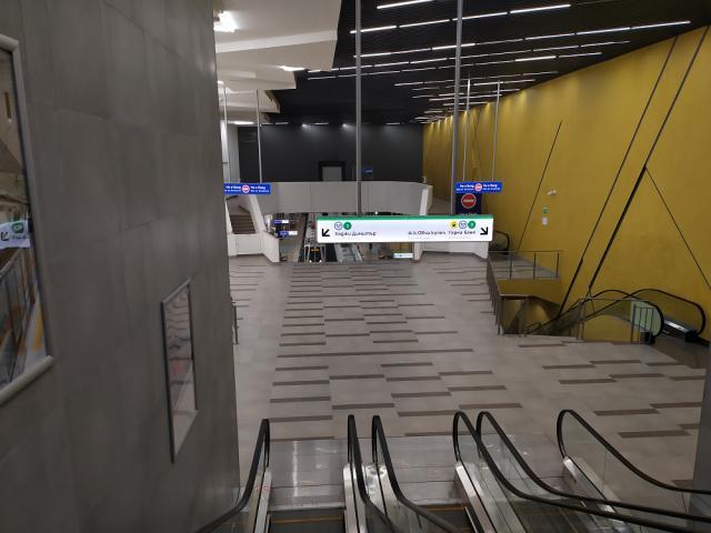 Хубаво е новото метро, но не #хубавое, а наистина