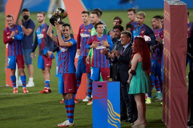 Барселона разби Ювентус и вдигна трофея