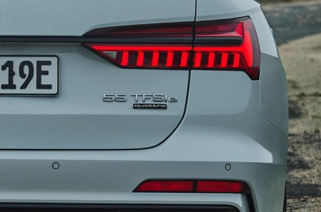 Комбито на Audi A6 вече може да се зарежда от контакта