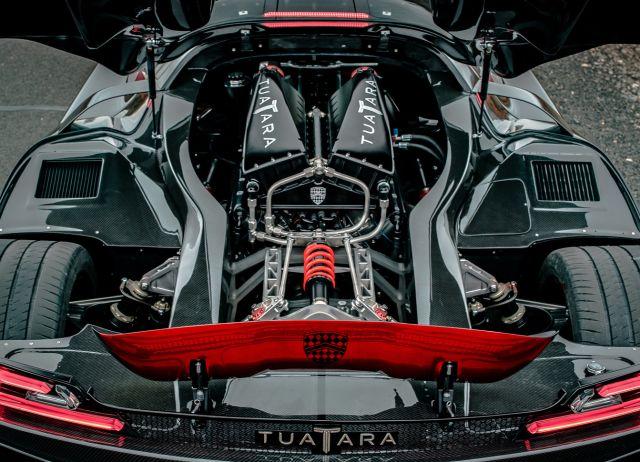 Нов рекорд за скорост на сериен автомобил (ВИДЕО)