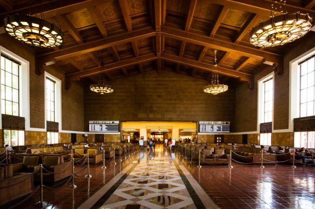 Тази ЖП гара ще приюти раздаването на Оскарите