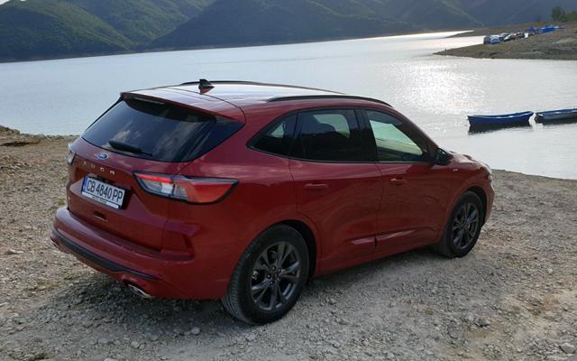 Тествахме новата Kuga на Ford