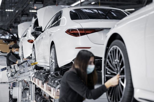 Mercedes произведе 50 милиона автомобила