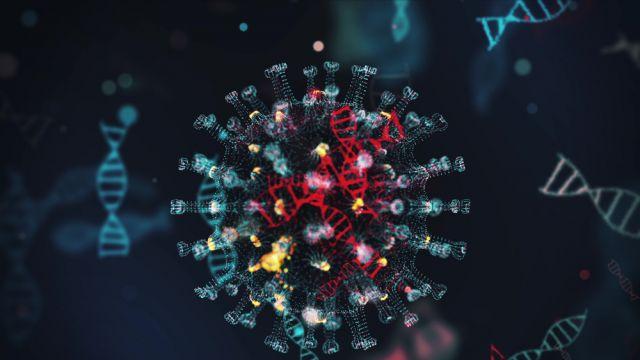 На всеки нов щам на коронавируса му трябва много късмет, за да успее
