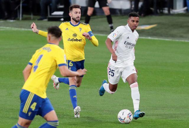Реал Мадрид разби Кадис, Бензема с два гола и асистенция