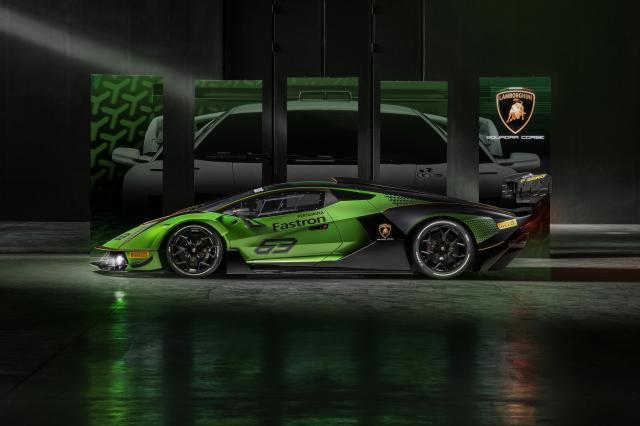 Не позволиха на най-мощното Lamborghini да се движи по пътищата