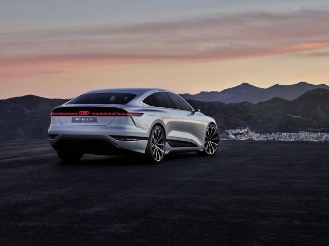 Електрическото Audi A6 ще бъде представено през 2022 година