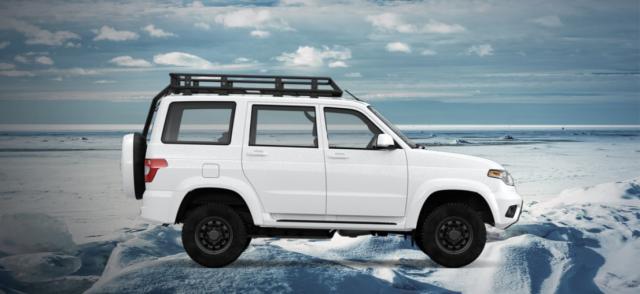 Започнаха продажбите на ексклузивна УАЗ-ка