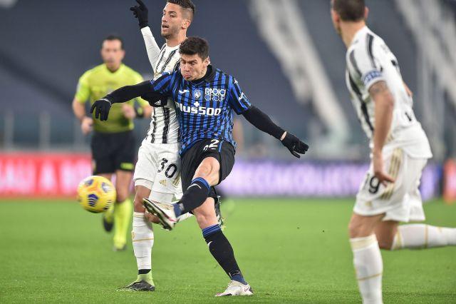 Ювентус се дъни срещу Аталанта, Роналдо пропуска дузпа