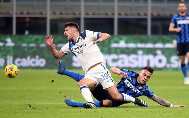 Интер със седма поредна победа в Серия